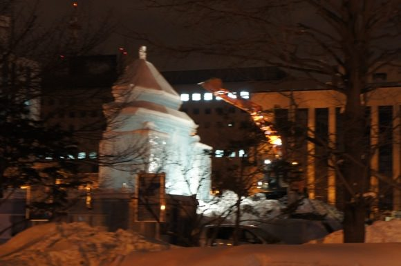 Destroy snowfes 9