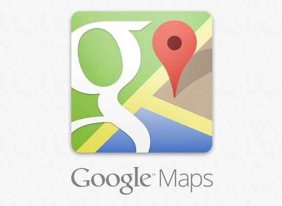 Google maps favorite title