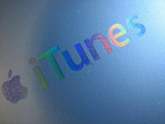 Itunes music cut out title