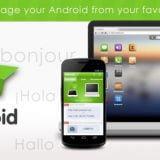 PCからAndroidへのファイル転送がワイヤレスで簡単にできるアプリ「AirDroid」