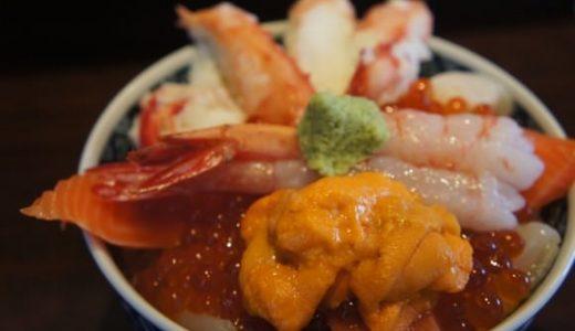 [グルメ]カニの卸会社が経営する新鮮な海鮮丼が美味い!「澤崎水産」in 北海道・小樽
