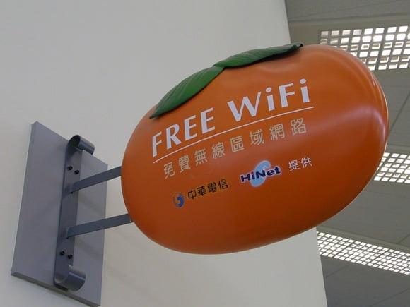 Wifi in taiwan title