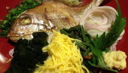 [グルメ]鯛そうめんやじゃこ天など、愛媛の郷土料理が美味い!「五志喜(ごしき)」in 松山