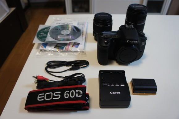 Canon eos 60d 3