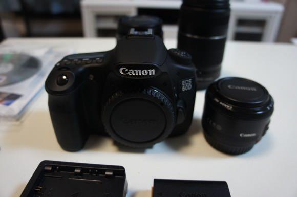 Canon eos 60d 6