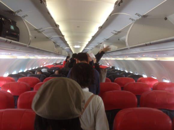 Air asia fukuoka airport 13