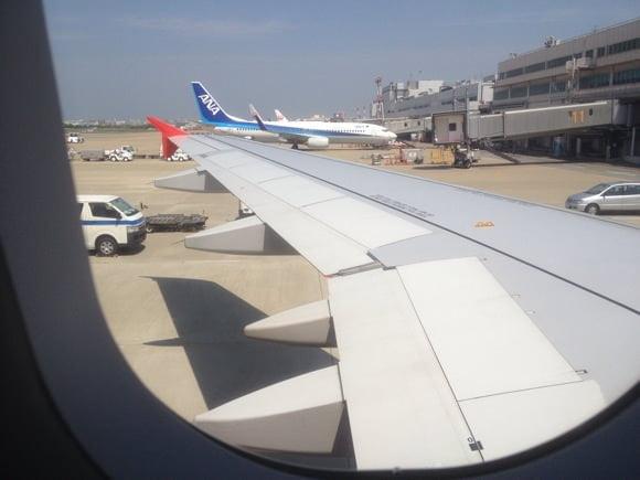Air asia fukuoka airport 16