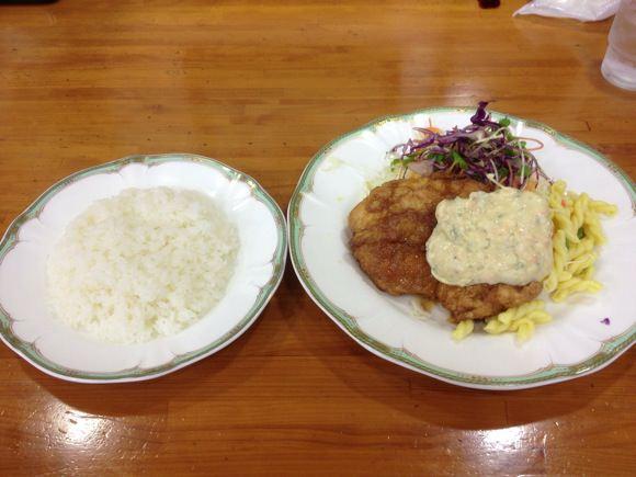 Chicken nanban ogura 7