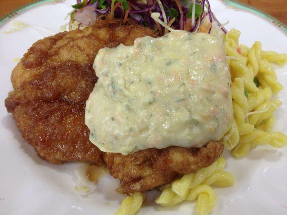 Chicken nanban ogura 8