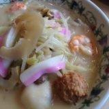 長崎新地中華街のド定番「江山楼(こうざんろう)」ちゃんぽんと皿うどんが美味い!