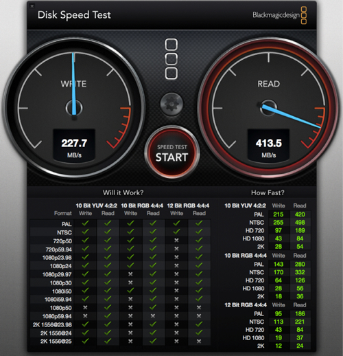 Comparison between new and old macbookair performance 3