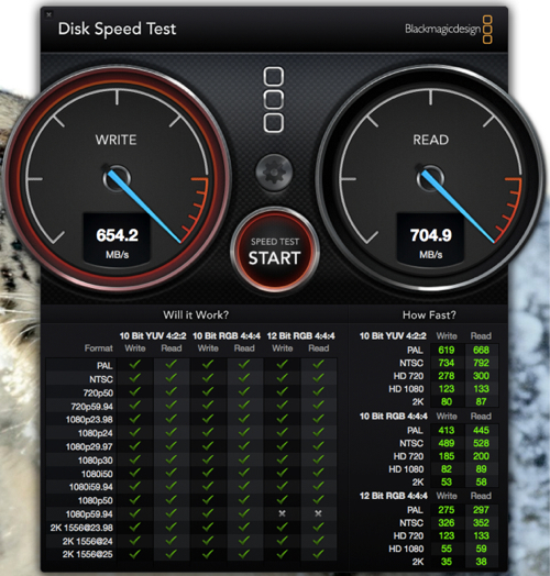 Comparison between new and old macbookair performance 4