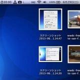 Macのデスクトップアイコンの大きさ・グリッド間隔を変更する方法