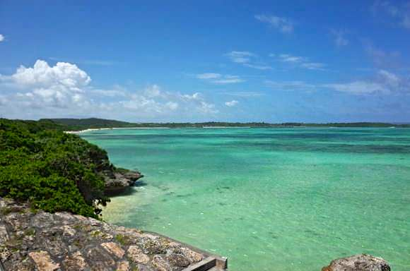 Beautiful sea of miyako island 14