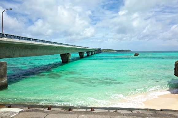 Beautiful sea of miyako island 15