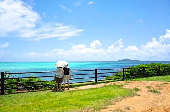 Beautiful sea of miyako island 16