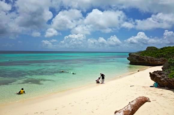Beautiful sea of miyako island 17