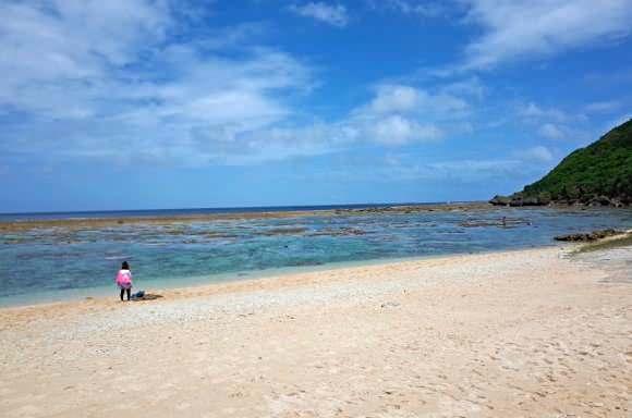 Beautiful sea of miyako island 18