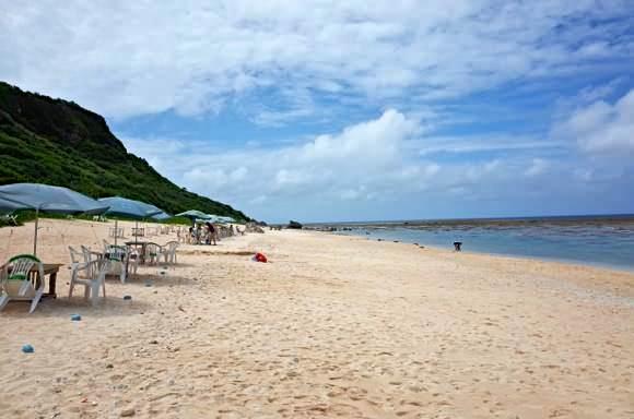 Beautiful sea of miyako island 19