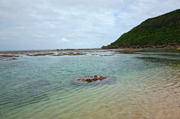 Beautiful sea of miyako island 20
