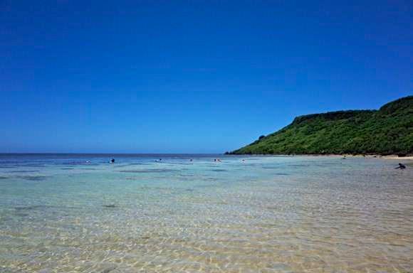 Beautiful sea of miyako island 8