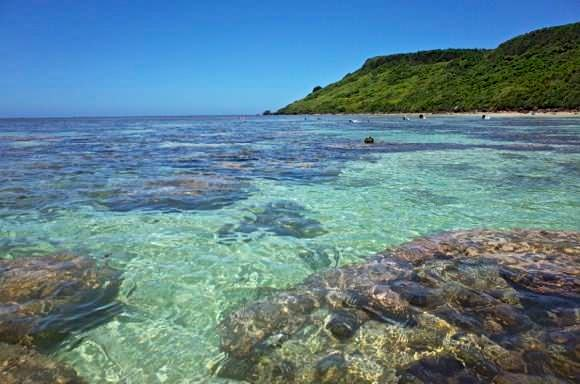 Beautiful sea of miyako island 9