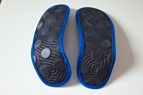 Travel slippers 4