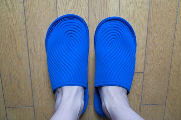 Travel slippers 6