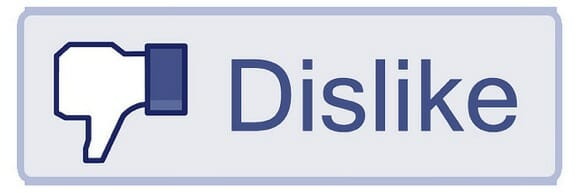 Facebook like point site title