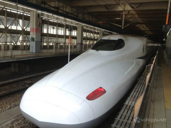 東京から大阪への移動手段