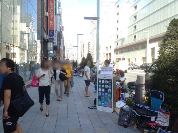 Apple store ginza realtime report 201309 1