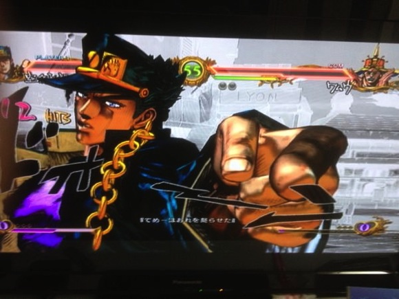 Jojo allstarbattle review 2