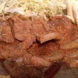 みやこや(東京・鷺ノ宮):孤独のグルメに登場した、ロースにんにく焼でご飯が超すすむお店!