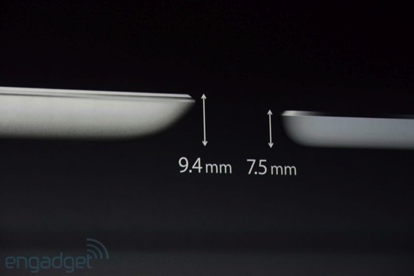 Ipad air ipad mini comparison 1