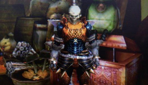 【モンハン4】上位序盤〜中盤の剣士向け装備を考えた【ナルガメイル】 #MH4
