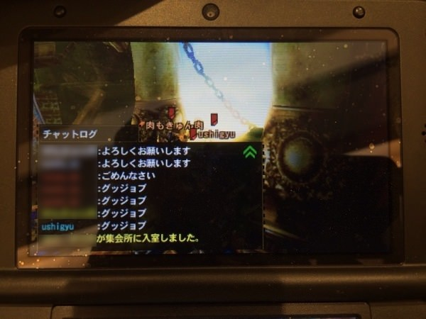 Monsterhunter4 online play 10