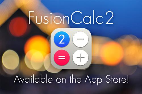 Fusion calc 2 title