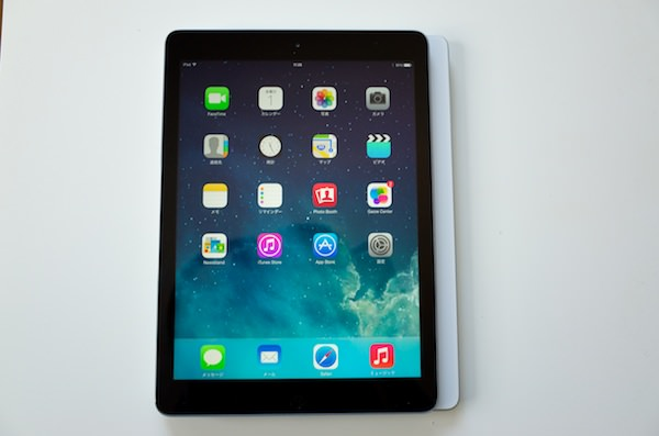 Ipad air comparison 2