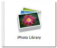 Iphoto start from external hdd 4