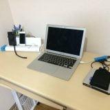 母艦をiMacからMacBook Air+外付けHDD(2TB)にしたので、手順と利用した製品まとめます