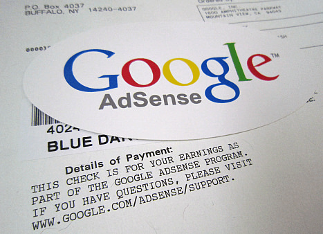 To do about google adsense 2
