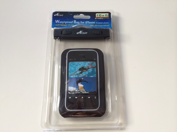 Acase waterproof iphone case 1