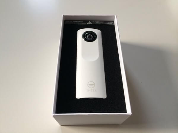 Ricoh theta mac app install trouble title