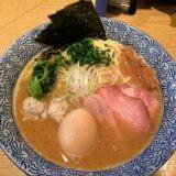 東京食べログラーメン1位の店、新小岩「一燈」行列も納得の旨いスープに麺、チャーシューなどこだわりの具も文句なし。