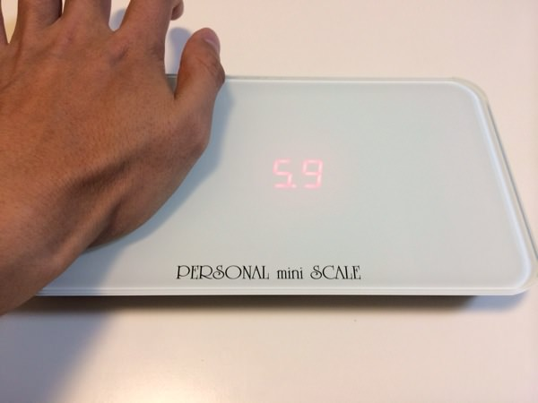 Mobile scales 5