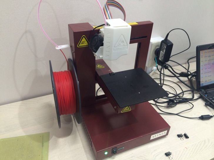 Yokalab tenjin 3d printer 16