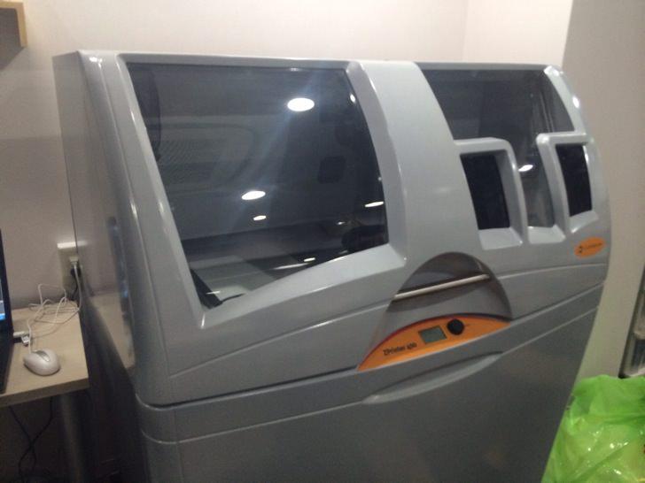 Yokalab tenjin 3d printer 6