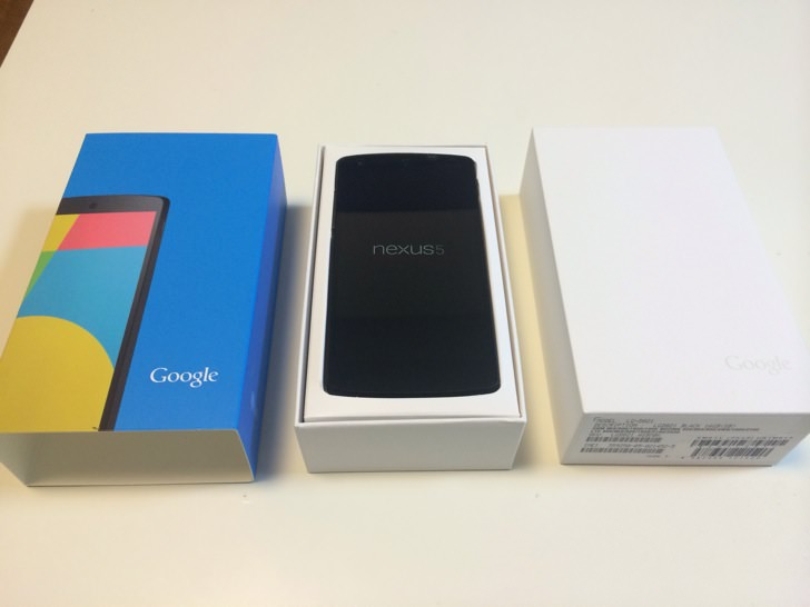 Nexus5 review and initial configuration 4