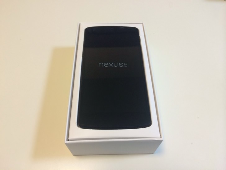 Nexus5 review and initial configuration 5