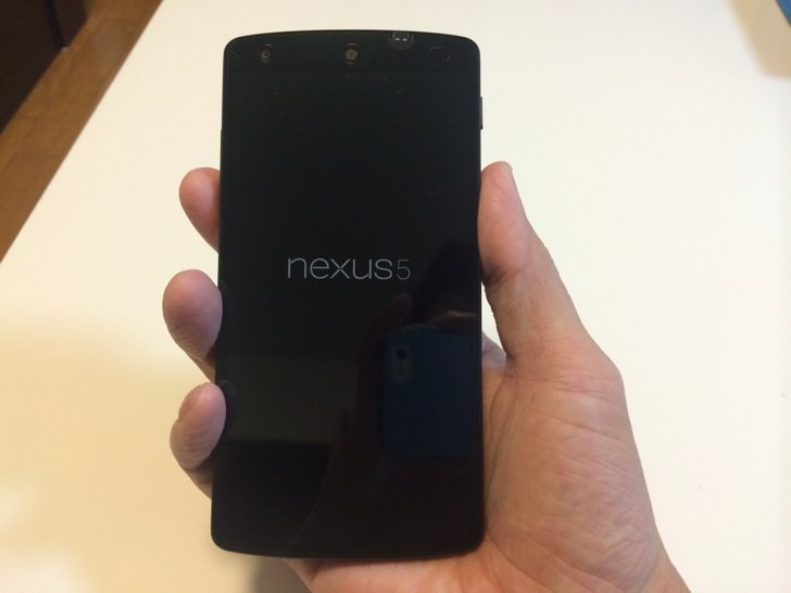 Nexus5 review and initial configuration 8